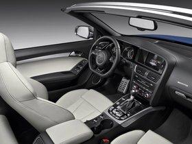 Ver foto 10 de Audi RS5 Cabrio 2012