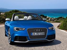 Ver foto 12 de Audi RS5 Cabrio 2012