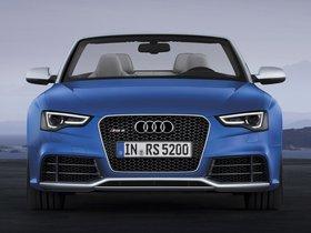 Ver foto 5 de Audi RS5 Cabrio 2012