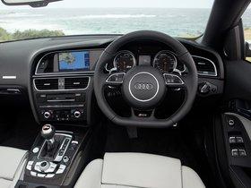 Ver foto 19 de Audi RS5 Cabriolet Australia 2014