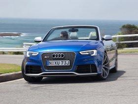 Ver foto 14 de Audi RS5 Cabriolet Australia 2014