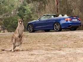 Ver foto 11 de Audi RS5 Cabriolet Australia 2014