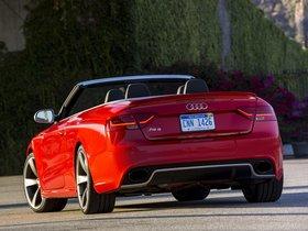 Ver foto 6 de Audi RS5 Cabriolet USA 2013