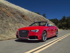 Ver foto 2 de Audi RS5 Cabriolet USA 2013