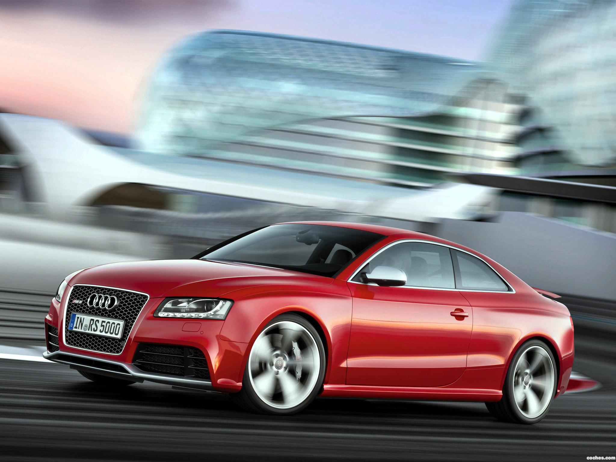 Foto 0 de Audi RS5 Coupe 2010