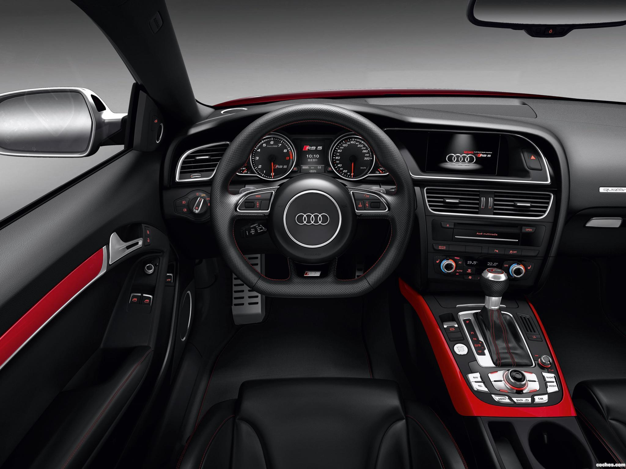 Foto 12 de Audi RS5 Coupe 2012