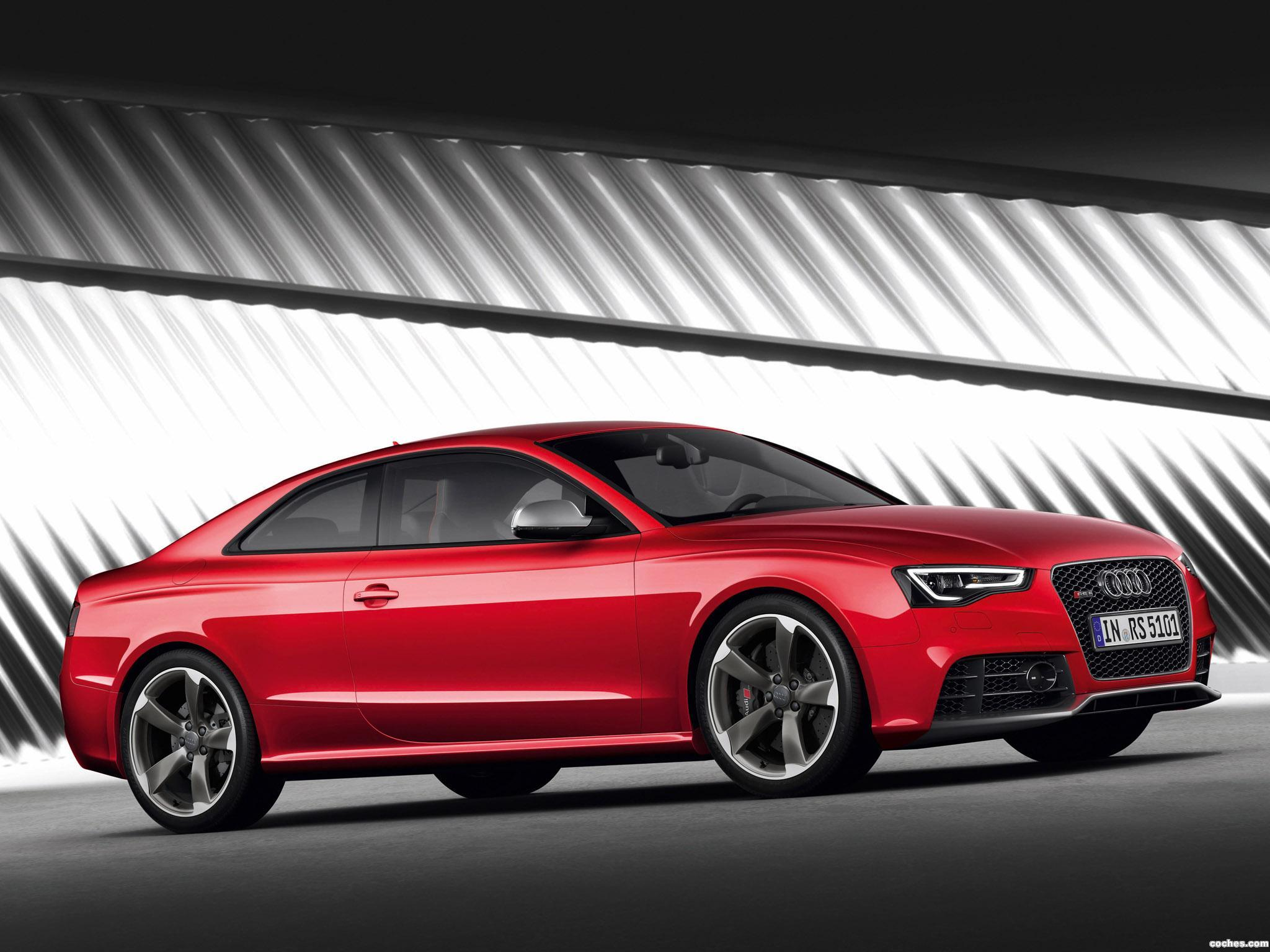 Foto 9 de Audi RS5 Coupe 2012