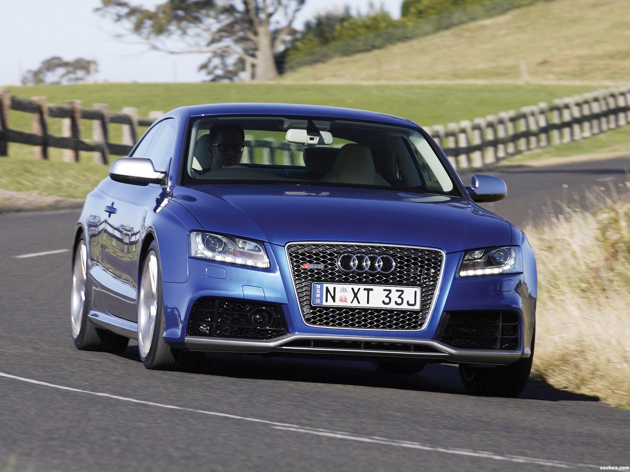 Foto 0 de Audi RS5 Coupe Australia 2014