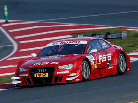 Ver foto 17 de Audi RS5 Coupe DTM Race Car 2013