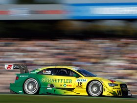 Ver foto 13 de Audi RS5 Coupe DTM Race Car 2013