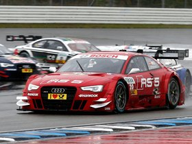 Ver foto 11 de Audi RS5 Coupe DTM Race Car 2013