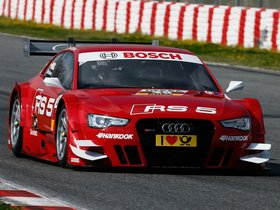 Ver foto 7 de Audi RS5 Coupe DTM Race Car 2013