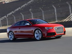 Ver foto 9 de Audi RS5 Coupe USA 2012