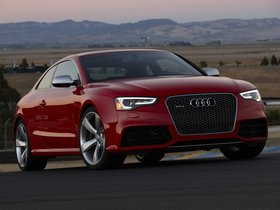 Ver foto 3 de Audi RS5 Coupe USA 2012