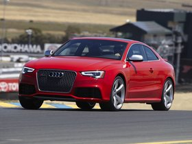 Ver foto 12 de Audi RS5 Coupe USA 2012