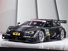 Ver foto 5 de Audi RS5 DTM 2014