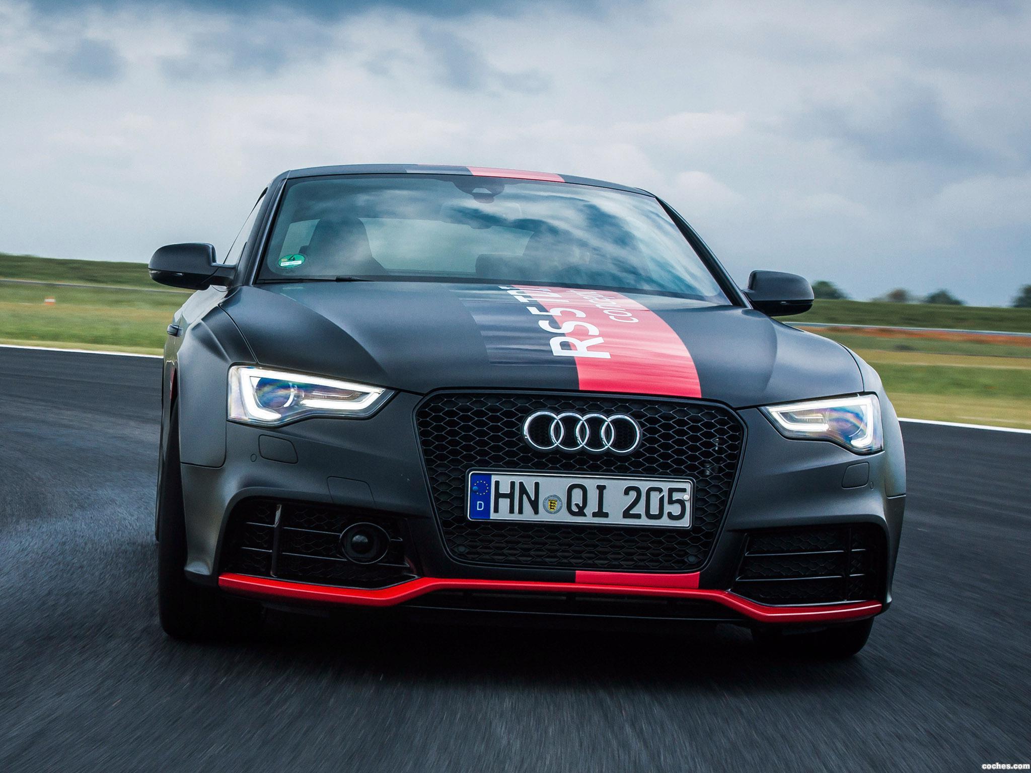 Foto 0 de Audi RS5 TDI Concept 2014