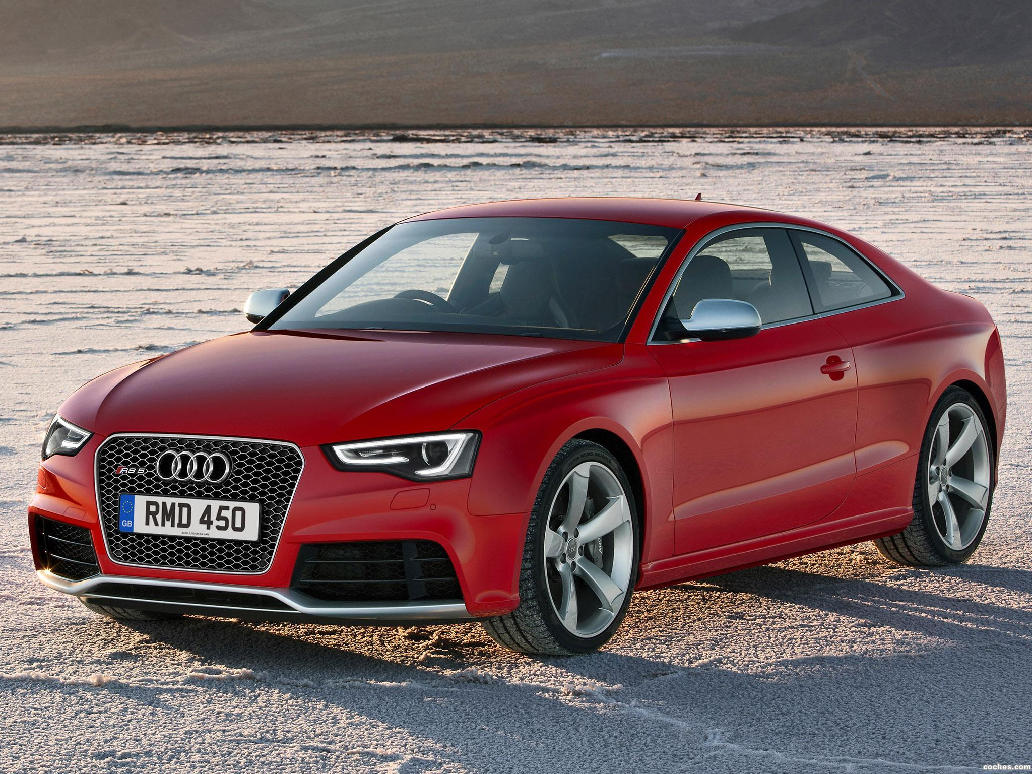 Foto 0 de Audi RS5 Coupe UK 2012