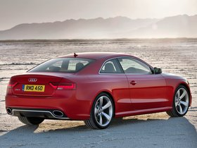 Ver foto 2 de Audi RS5 Coupe UK 2012