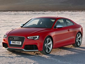 Ver foto 1 de Audi RS5 Coupe UK 2012