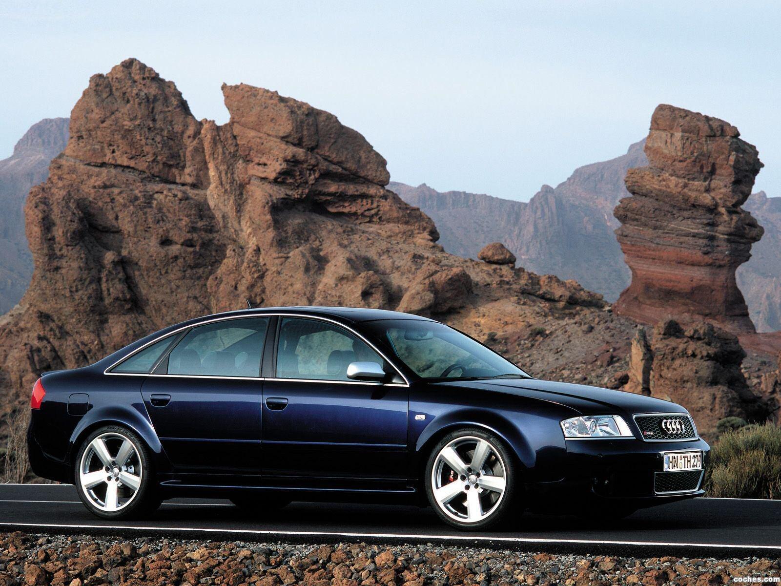 Foto 0 de Audi RS6 2002