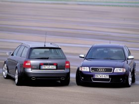 Ver foto 28 de Audi RS6 2002