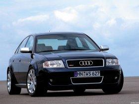 Ver foto 18 de Audi RS6 2002