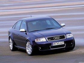 Ver foto 14 de Audi RS6 2002