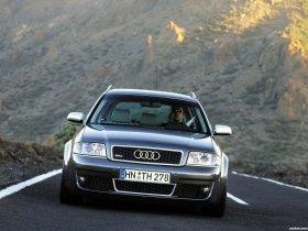 Ver foto 10 de Audi RS6 2002