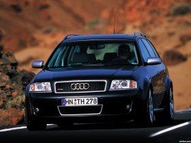 Ver foto 8 de Audi RS6 2002