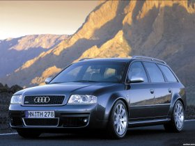 Ver foto 6 de Audi RS6 2002