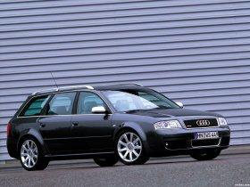 Ver foto 5 de Audi RS6 2002