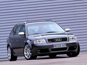 Ver foto 3 de Audi RS6 2002