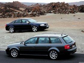 Ver foto 2 de Audi RS6 2002