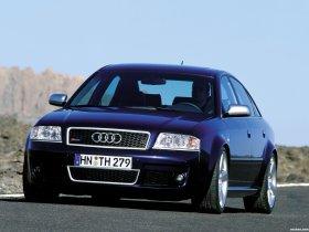 Ver foto 25 de Audi RS6 2002