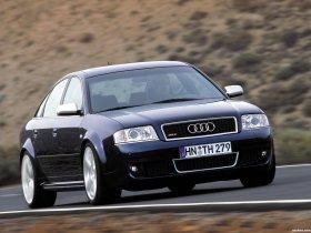 Ver foto 20 de Audi RS6 2002