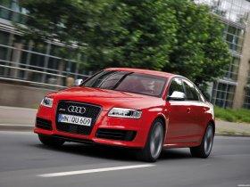Fotos de Audi RS6 Sedan 2008