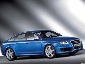 Ver foto 8 de Audi RS6 Sedan 2008