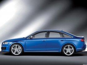 Ver foto 7 de Audi RS6 Sedan 2008