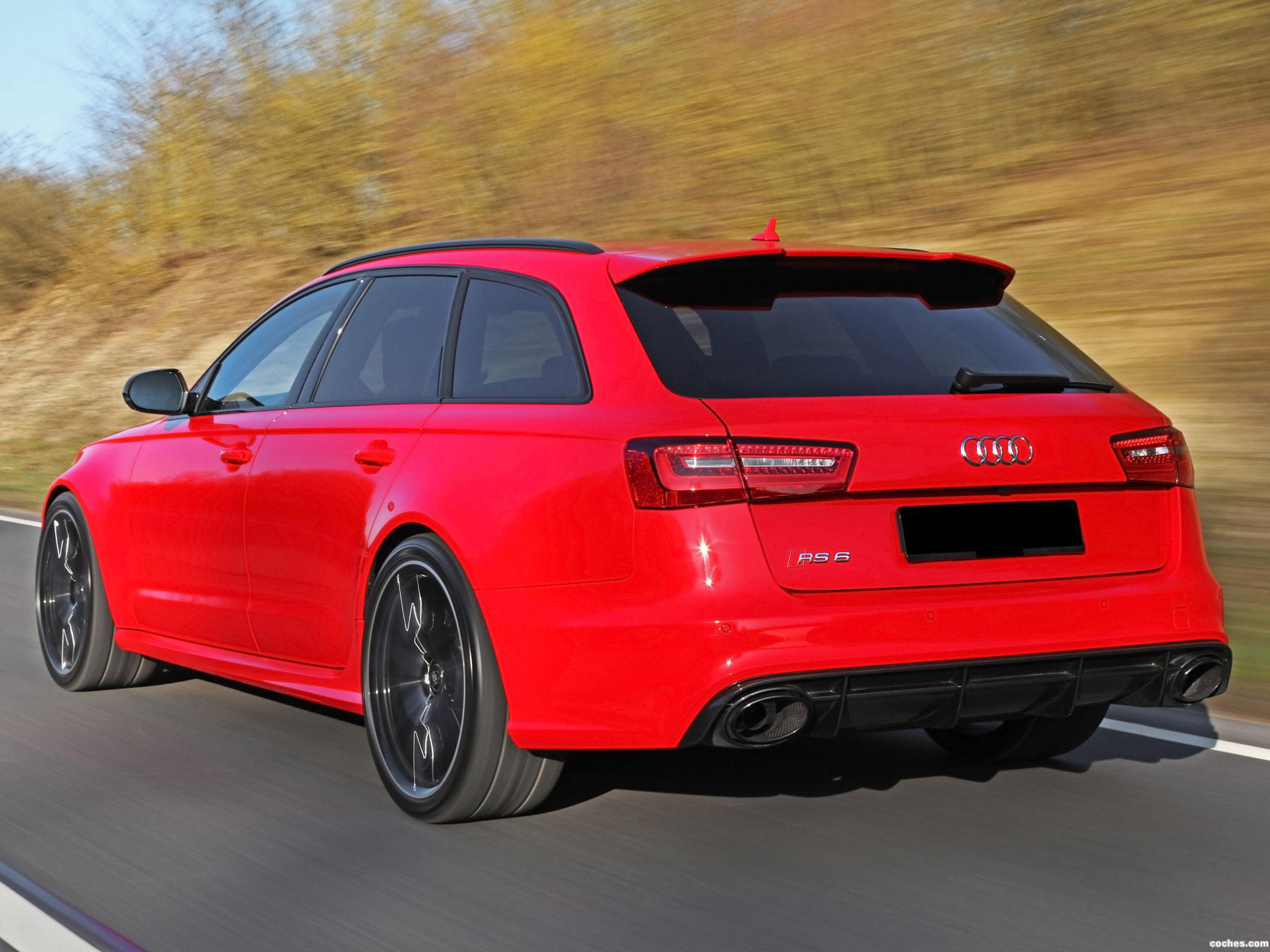 Foto 4 de Audi RS6 AS HPerformance 2014