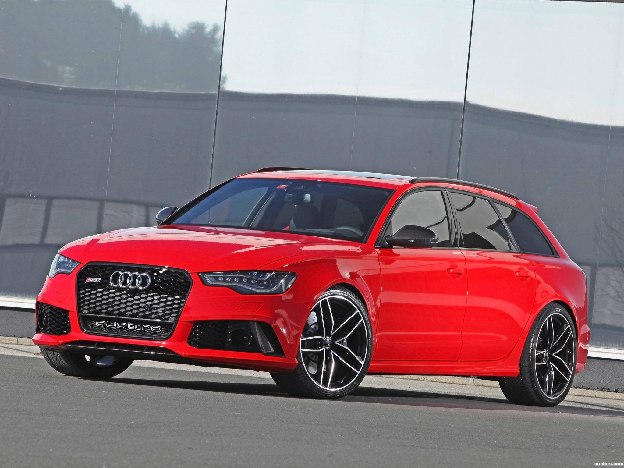 Foto 0 de Audi RS6 AS HPerformance 2014