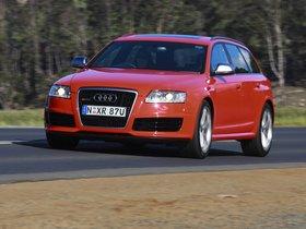 Ver foto 27 de Audi RS6 Avant 2008