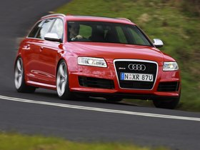 Ver foto 26 de Audi RS6 Avant 2008