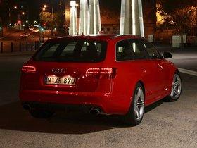 Ver foto 25 de Audi RS6 Avant 2008