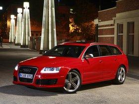 Ver foto 24 de Audi RS6 Avant 2008