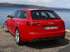 Ver foto 23 de Audi RS6 Avant 2008