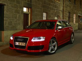 Ver foto 22 de Audi RS6 Avant 2008