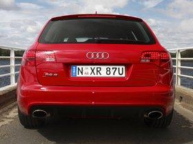 Ver foto 21 de Audi RS6 Avant 2008