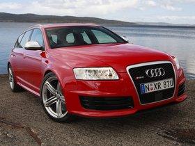 Ver foto 18 de Audi RS6 Avant 2008
