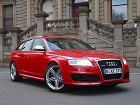 Ver foto 31 de Audi RS6 Avant 2008